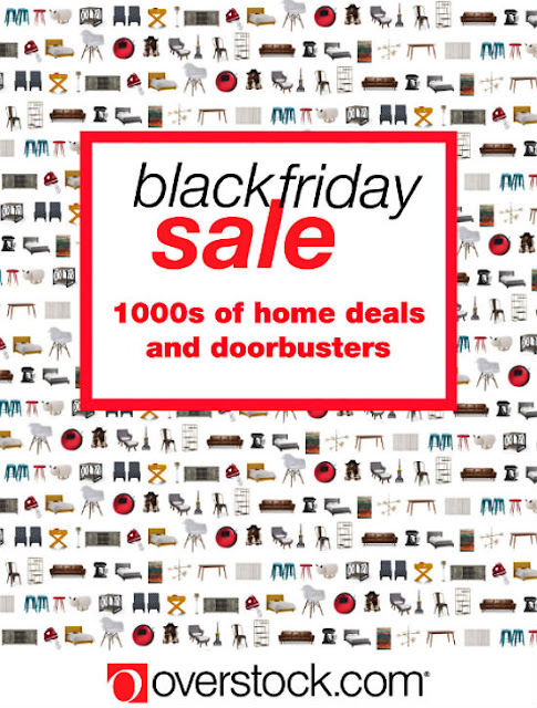 Overstock Black Friday 2017 Ad