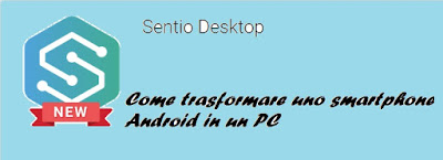 Come trasformare smartphone Android in PC