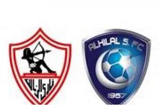 مباشر مشاهدة مباراة الهلال والزمالك بث مباشر 6-10-2018 كاس السوبر السعودي المصري يوتيوب بدون تقطيع