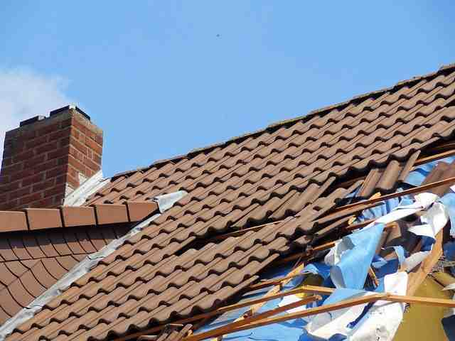 free roof repair grants