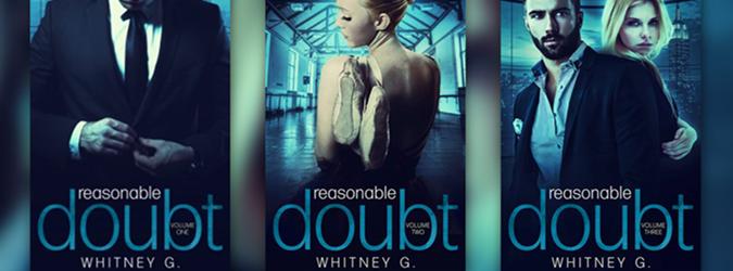 Kitap Yorumu ve Seri İnceleme #1: Makul Şüphe (#1,2,3) | Whitney G.