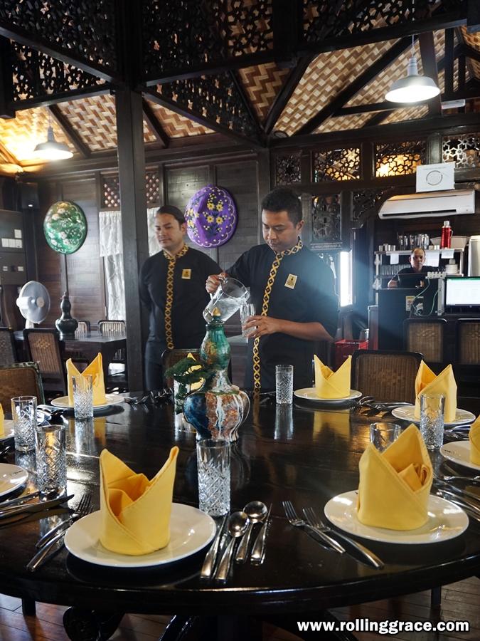 best malay restaurant in perak, malaysia