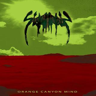 Skullflower, Orange Canyon Mind