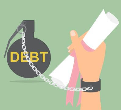 4 أشياء يجب معرفتها عن التعامل مع الديون