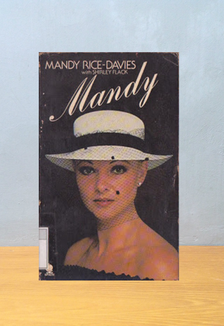 MANDY, Mandy Rice-Davies with Shirley Flack