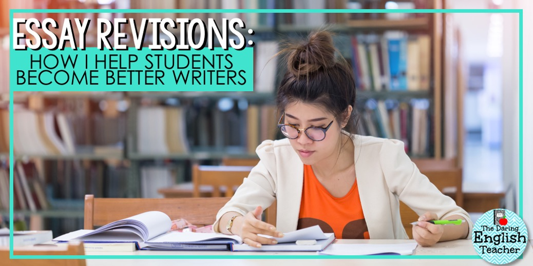Business Plan Writer Miami  To Revise Their Work And Learn From Their Mistakes Growth Happens  Providing Students With The Chance To Edit Their Final Essays After You  Grade Them  Apa Format Sample Paper Essay also Essays On Different Topics In English Essay Revisions How I Help Students Become Better Writers  The  Proposal Example Essay