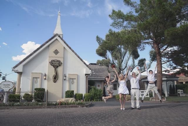 10 capelas de casamento em Las Vegas