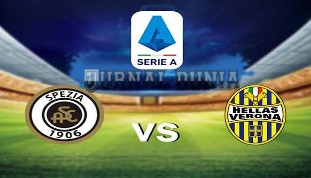 Prediksi Spezia vs Hellas Verona