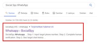 Cara Sadap WhatsApp Dari Jarak Jauh