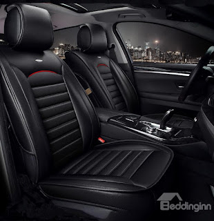 Luxurious Style Classic Color Car Seat Covers