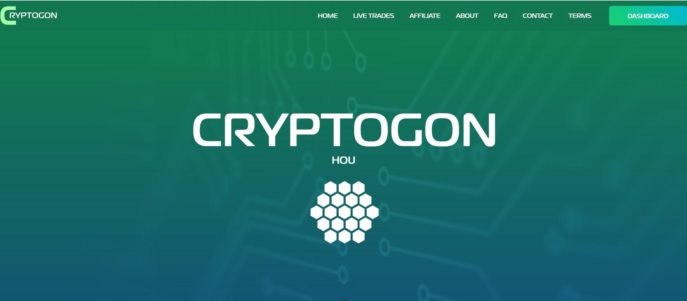 review hyip : cryptogon.io