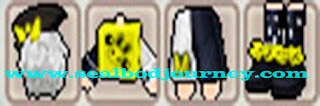 Lucky Dice Costume Yellow, Armor,  Seal Online Blade of Destiny (BoD)