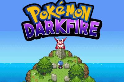 Pokemon Darkfire para GBA Imagen Portada