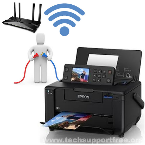 How To Connect Epson Printer To The WiFi Network