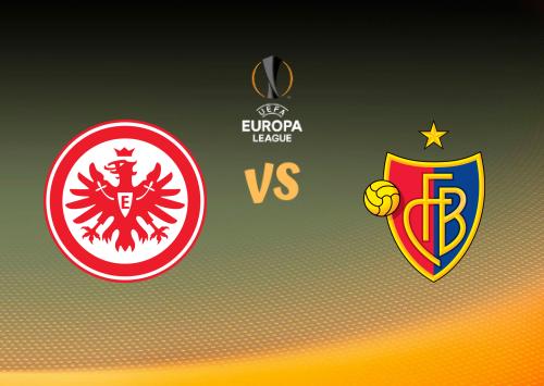 Eintracht Frankfurt vs Basilea  Resumen