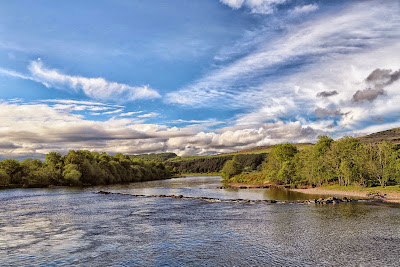 Salmon Fishing Scotland Prospects for the Tay, Perthshire, Scotland week commencing 23rd June 2014.