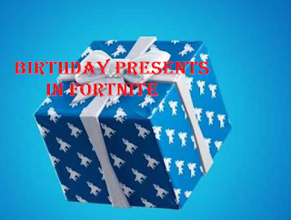 Birthday presents in fortnite, How to throw birthday presents in fortnite