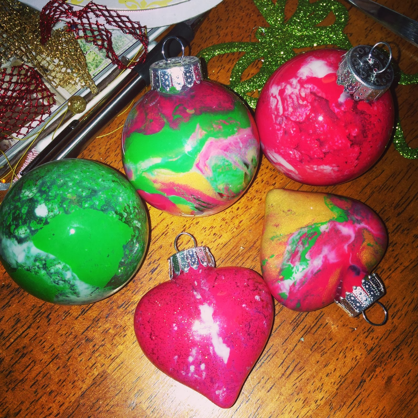 Michaels Christmas Ornaments.Diy Christmas Ornaments Jersey Girl Texan Heart