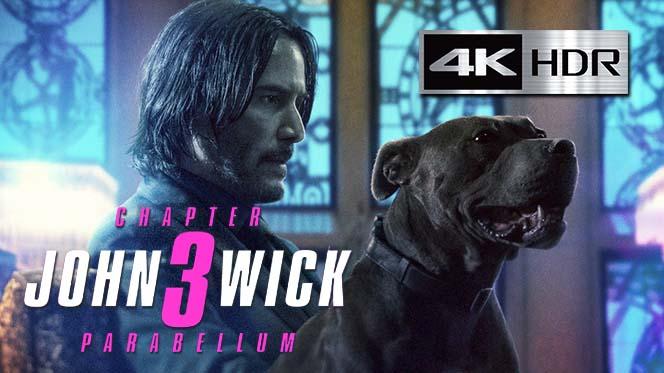 John Wick 3: Parabellum (2019) REMUX 4K UHD [HDR] Latino-Ingles