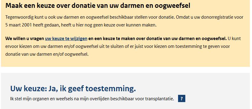 www.donorregister.nl