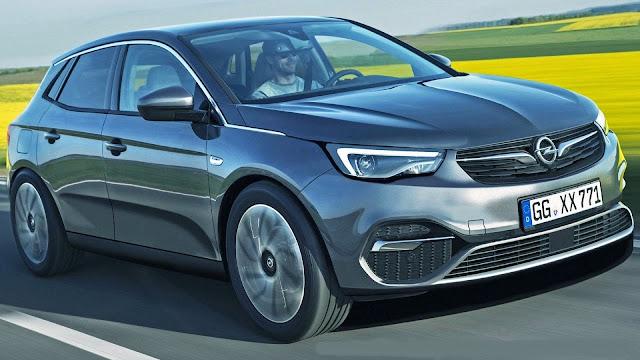 Opel Corsa 2021: tous les détails, photos, prix