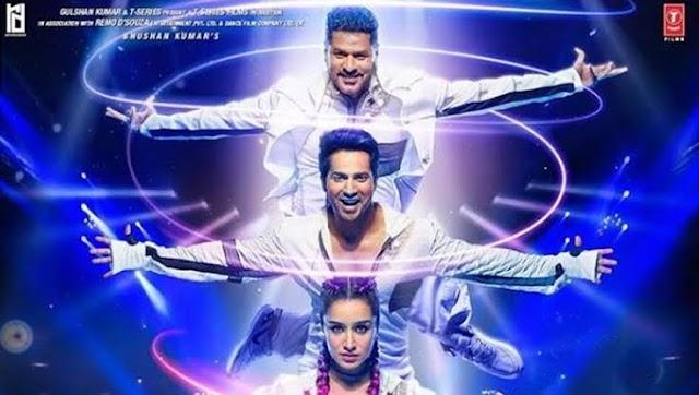 Street Dancer 3D Full movie download Leaked Online By Tamilrockers