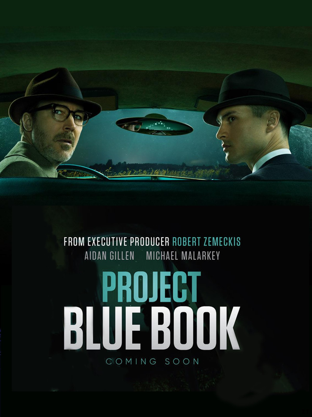 Project Blue Book – Saison 1 [Streaming] [Telecharger]