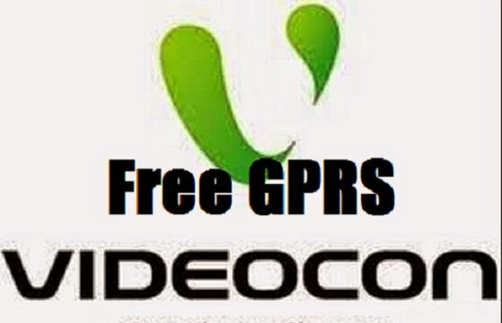 Videocon free gprs Internet trick  for 2g 3g image photo