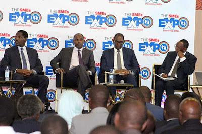 SMEs Conference and Expo, Nairobi. PHOTO | NMG