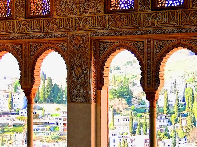 Albayzin from La Alhambra