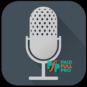 Tape a Talk Pro Voice Recorder Paid APK