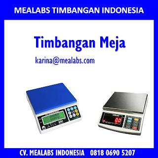 Jual Timbangan Meja atau Timbangan Portable Mealabs Timbangan Indonesia