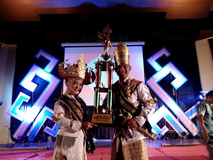 Mahasiswa Lampung Juara Umum Gebyar Nusantara 2017 IPB Bogor