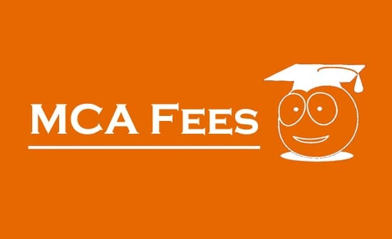 MCA Fees Structure: All About MCA Course Fees