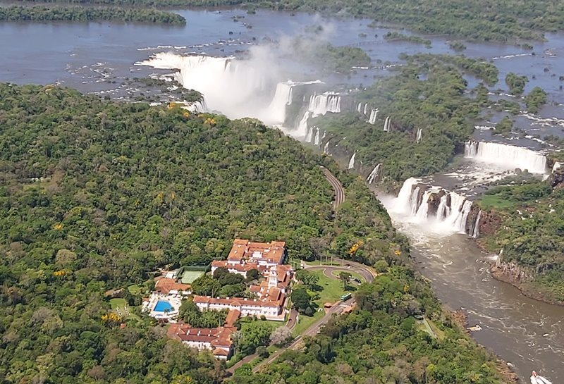 Foz do Iguaçu: hotéis, pousadas e Resorts