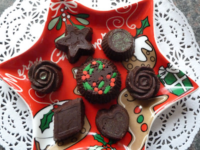 Easy Rice Krispie Chocolates Recipe Christmas