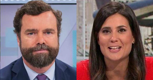 Espinosa y María Llapart
