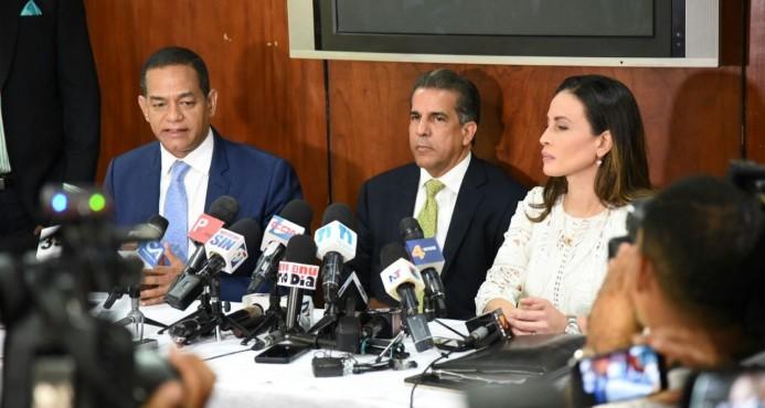 Julio César Valentín niega que tenga el patrimonio que le atribuye al Ministerio Publico