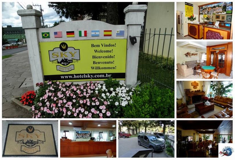 Onde ficar em Gramado (RS) - review Hotel Sky