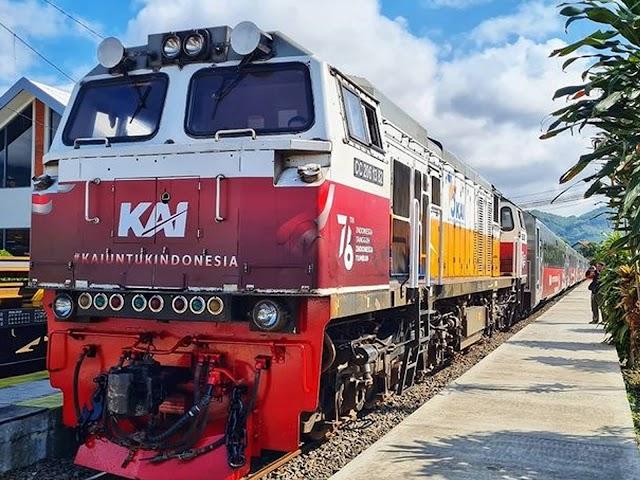 Wajib Tahu, Ini Syarat Naik Kereta Api Jarak Jauh dan Lokal di Masa Perpanjangan PPKM Level 4
