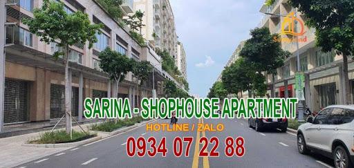 Shophouse Sala Đại Quang Minh