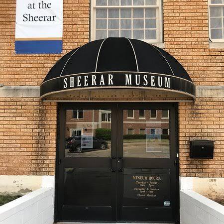 Stillwater History Museum at the Sheerar