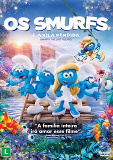 Os Smurfs e a Vila Perdida Dublado Online