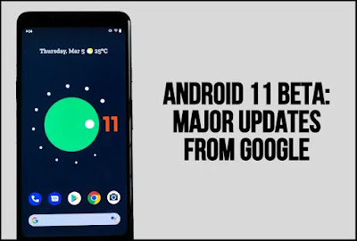 Android 11 Beta: Major Updates from Google