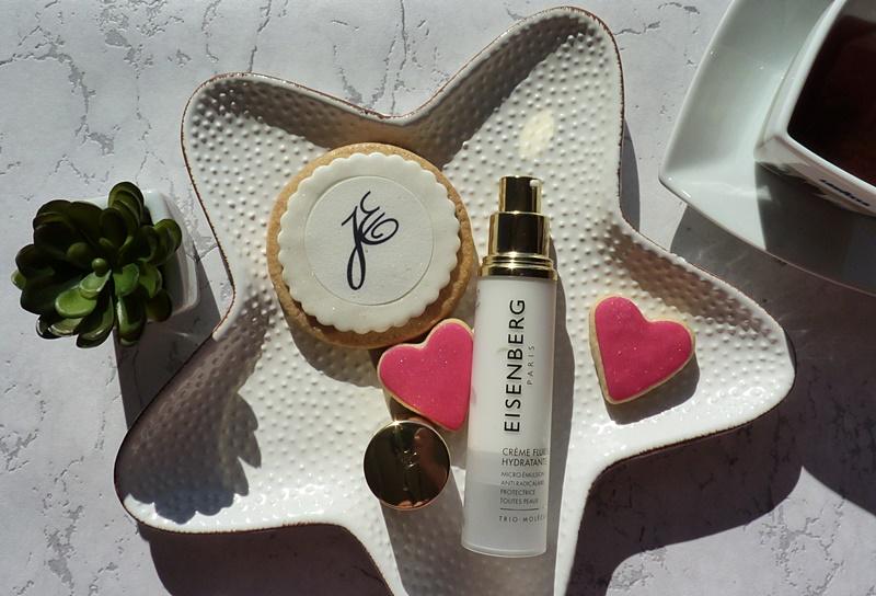 Crème Fluide Hydratante EISENBERG PARIS lekki krem silnie nawilżający skórę