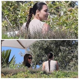 Kim Kardashian filming KUWTK 24 hours after Kanye tweets stating him trying to divorce her