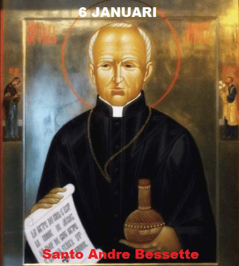 Santo Andre Bessette