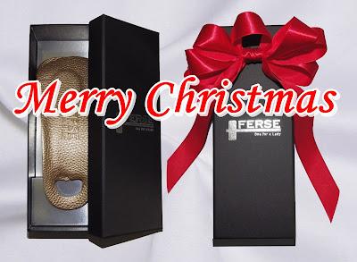 インソールをクリスマスプレゼントに