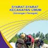 SKU (Syarat-Syarat Kecakapan Umum) Golongan Penegak SMA SMK MA MAK