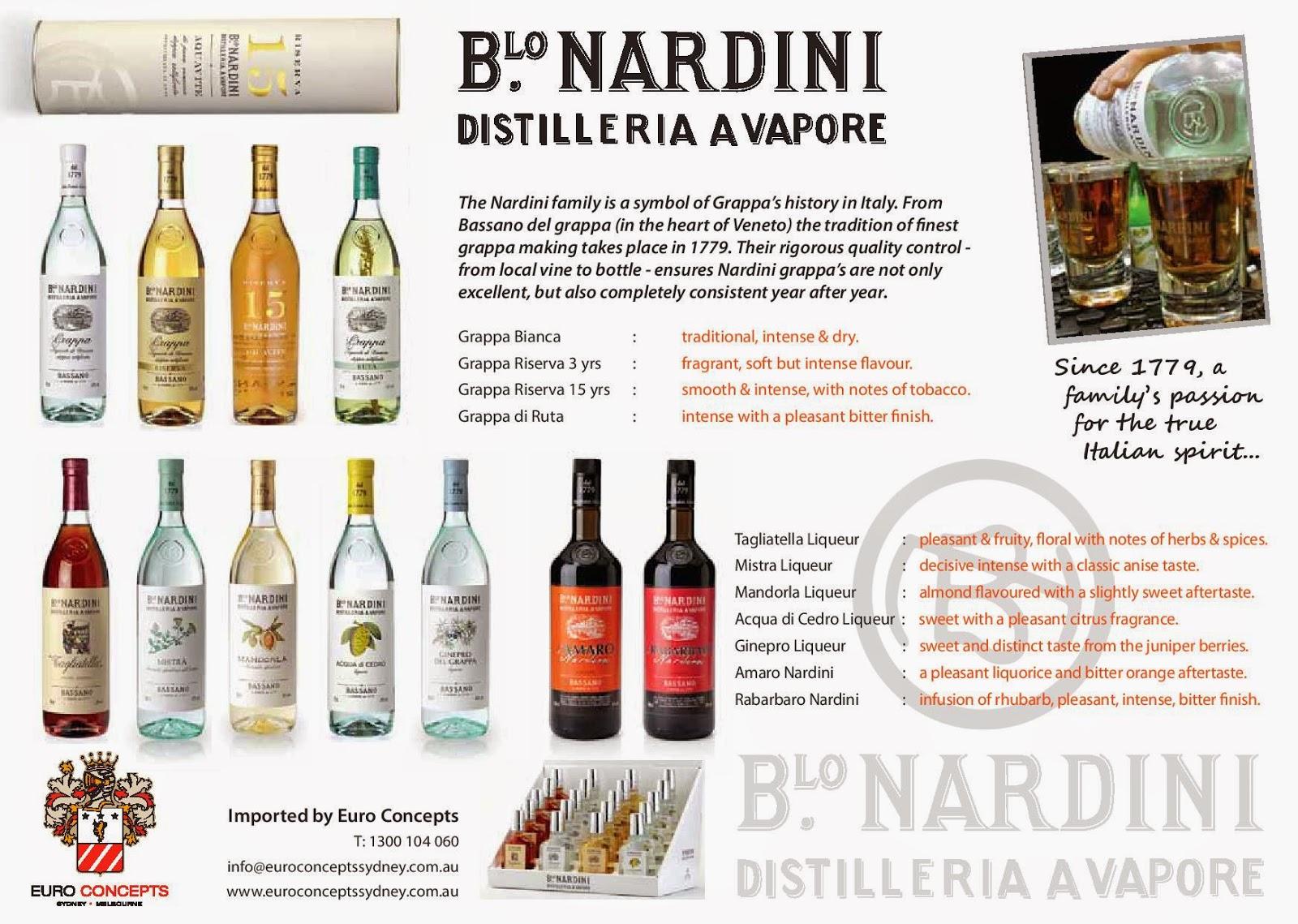 nardini grappa reserva